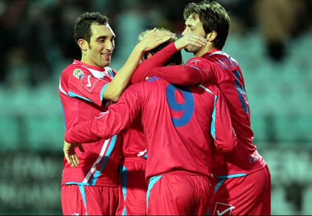 A Catania si sogna l'Europa League: a far credere nell'impresa sono i numeri degli etnei