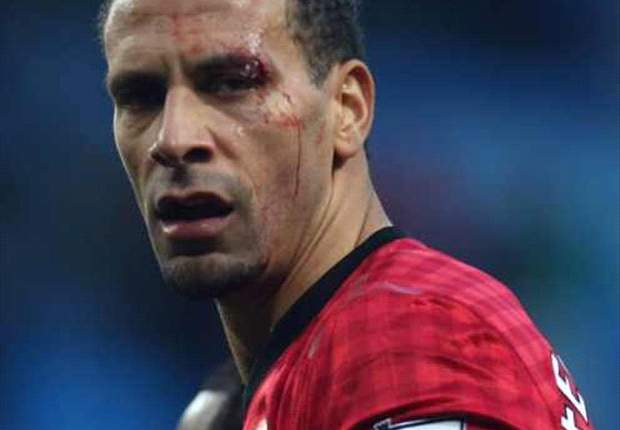 'A centimeter either side and Rio loses an eye' - Giggs condemns Manchester City coin controversy
