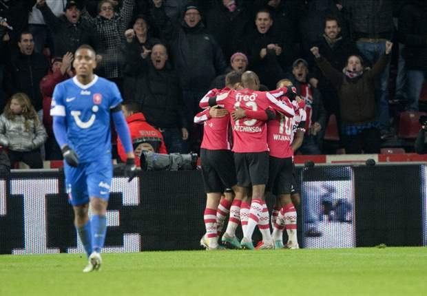 Jeremain Lens Senang PSV Bangkit Lagi