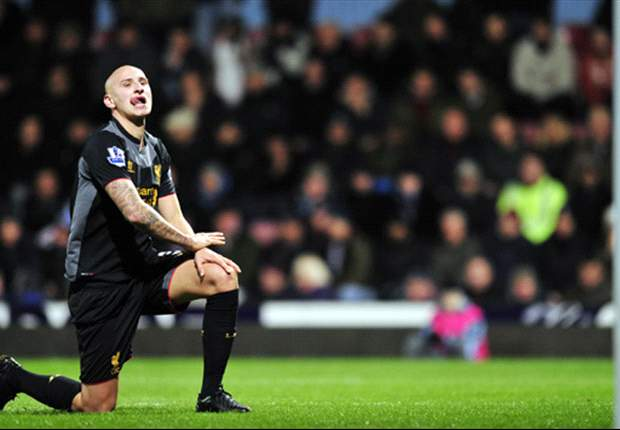 Liverpool midfielder Shelvey awarded West Ham winner