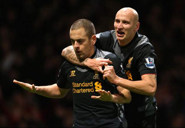 Joe Cole: Liverpool making good progress