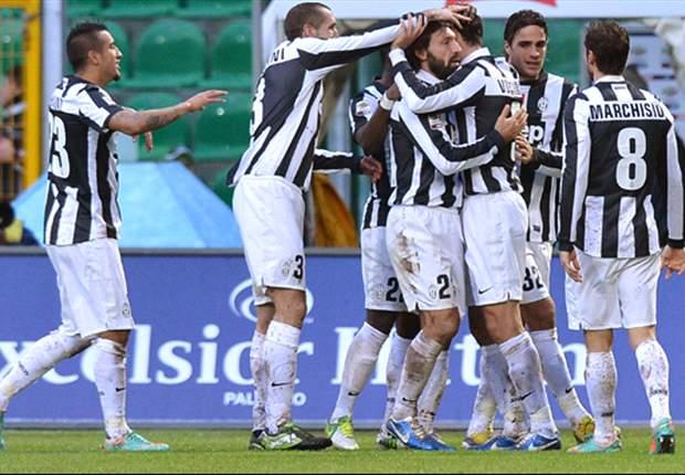 Roundup der Serie A: Juventus baut Tabellenführung aus