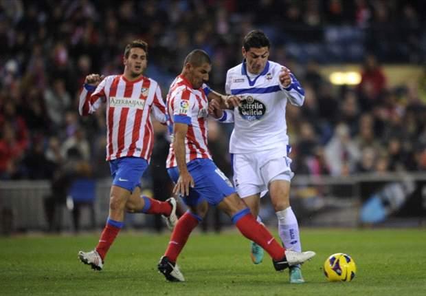 Liga BBVA: Análisis de mitad de temporada