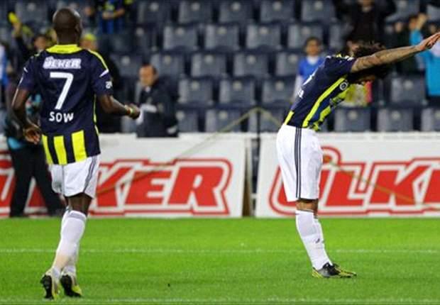 Fenerbahçe wint opwarmer voor topper