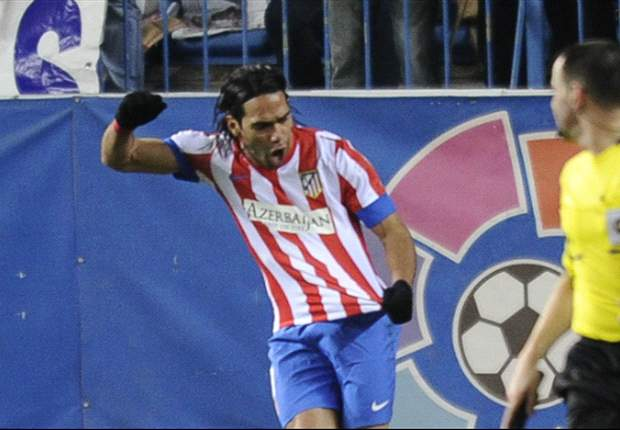 Atletico Madrid 6-0 Deportivo La Coruna: Five-star Falcao shines against Galicians