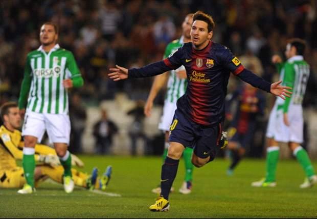 Lionel Messi: Andres Iniesta Pantas Raih Ballon D'Or