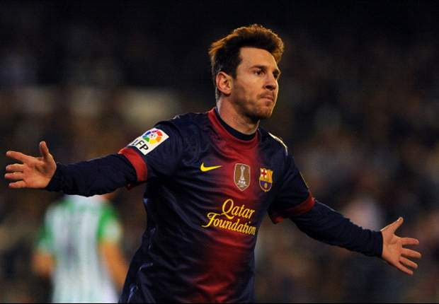 Betis 1-2 Barcelona: Messi makes history to see off stubborn hosts