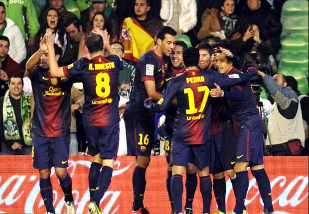 Córdoba recibe al intratable Barcelona