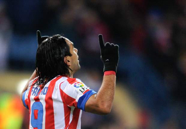 TEAM NEWS: Falcao fit to face Barcelona in crunch Camp Nou clash