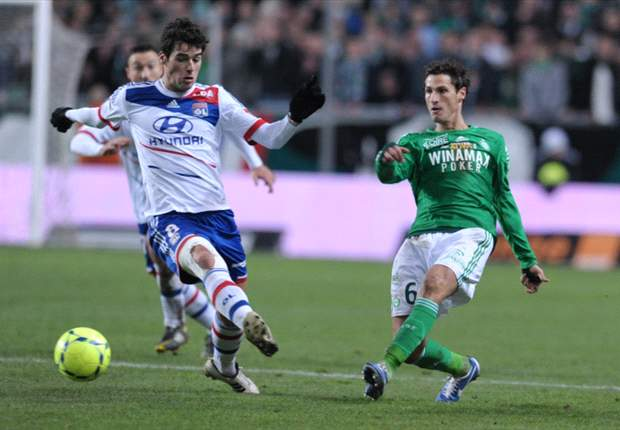 No Arsenal approach for Gourcuff, says Lyon chairman