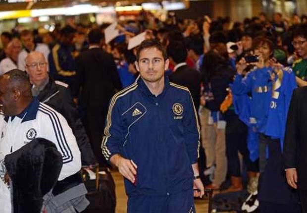 ANG, Chelsea - Lampard évoque son avenir