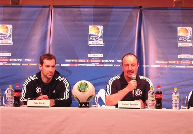 Petr Cech espera que el Chelsea confirme su recuperación en el Mundial de Clubes