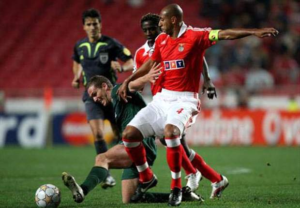 Fiorentina Admit Interest In Benfica Defender Luisao