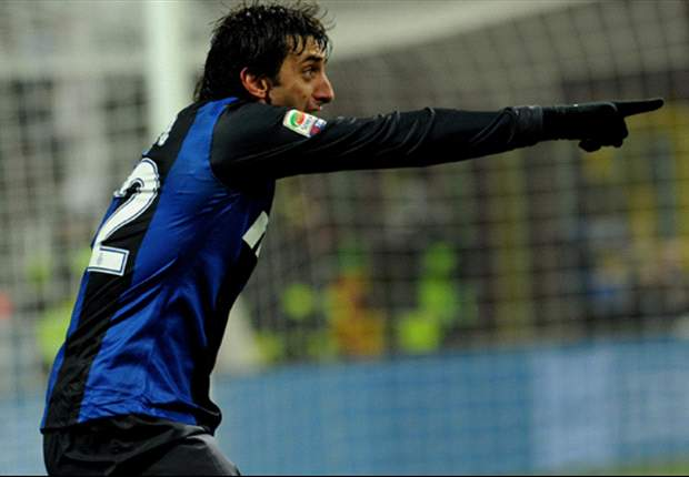 Akhir Musim, Diego Milito Pulang Ke Argentina