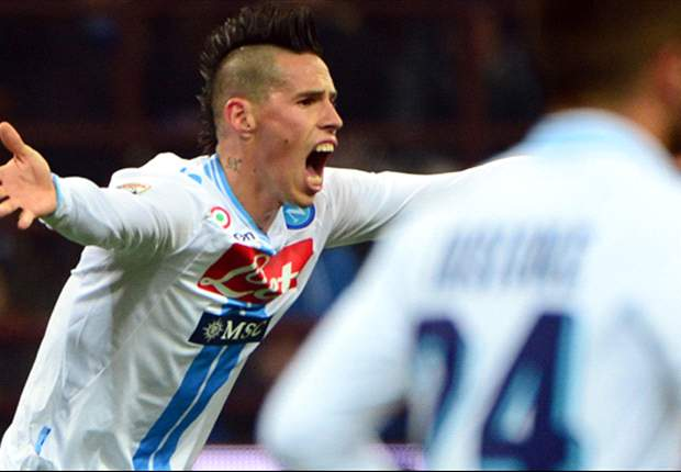 Hamsik: Juventus are out of Napoli's reach
