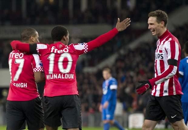 """""""Wil om te winnen was er bij PSV"""""""