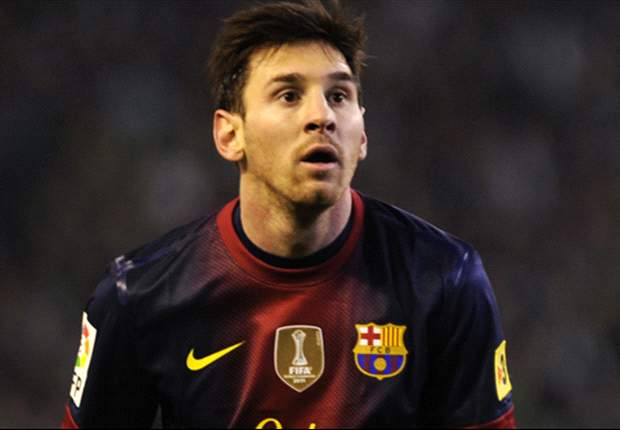 Anzhi rubbish rumours of £204m bid for Messi