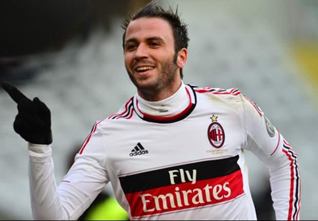 """Pazzini sprona il Milan alla rincorsa al terzo posto: """"Non dipende solo da noi, ma arriviamo a maggio senza rimpianti"""""""