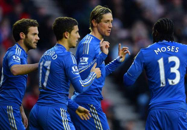 Chelsea boss Benitez: Torres is almost back to his best