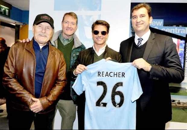 Tom Cruise Kunjungi Maracana