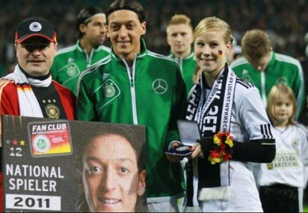 Ozil: I want to be the best player in the world