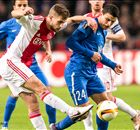 Ajax verlaat Europa League met remise