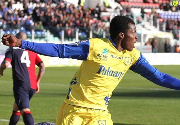 I am staying put at Chievo - Isaac Cofie