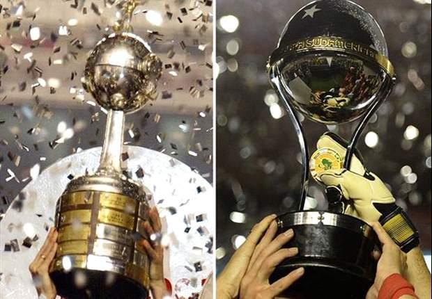 Gruppenauslosung der Copa Libertadores 2013