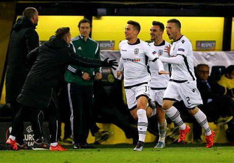REPORT: Dortmund 0-1 PAOK