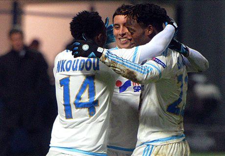 REPORT: Slovan Liberec 2-4 Marseille