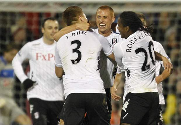 Fulham 2-1 Newcastle: Rodallega header seals first win in eight games