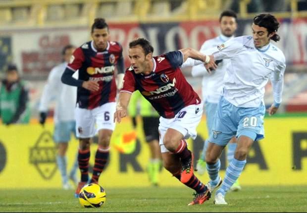 Lazio Rom feiert Punktgewinn in Bologna
