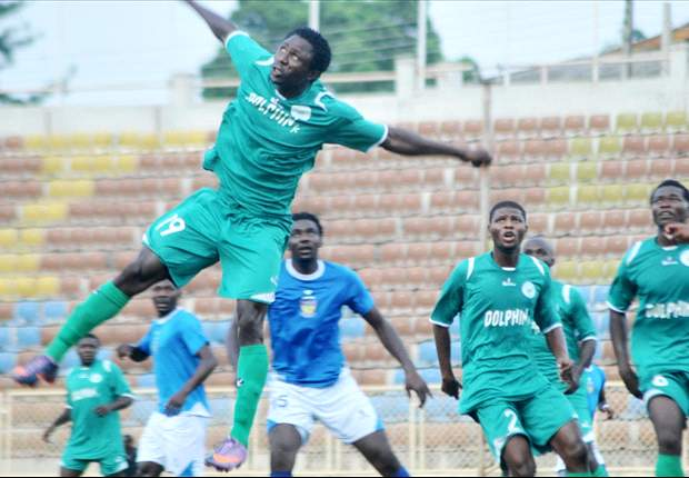 Dolphins are ready for the new Nigeria Premier League season