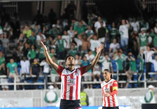 Teófilo Gutiérrez terminaría jugando en México