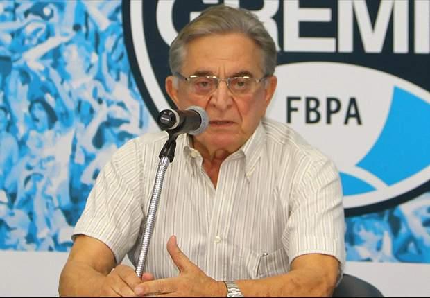 Koff fala em 'falta de sorte' sobre adversário do Grêmio