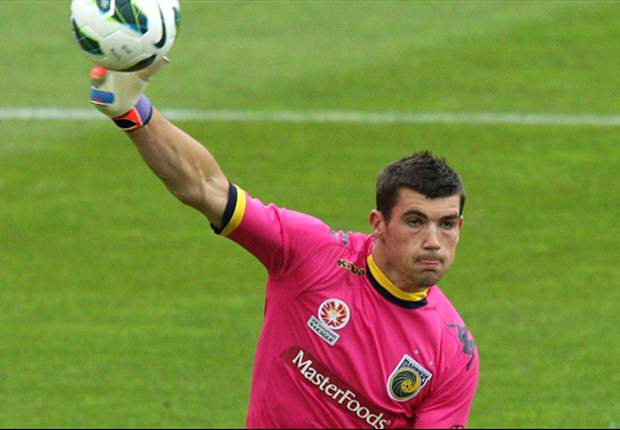 Central Coast Mariners goalkeeper Mat Ryan set for Rangers trial