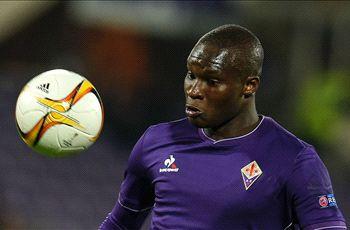 Fiorentina 1-0 Belenenses: Babacar bags winner as Viola go through