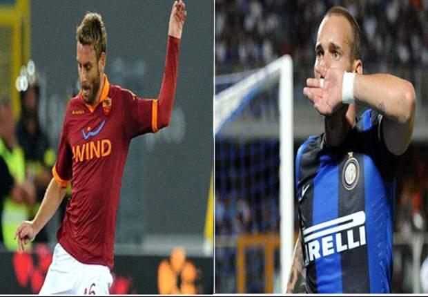 Ici c'est PSG - De Rossi e Sneijder: Carletto, sicuro non servano?