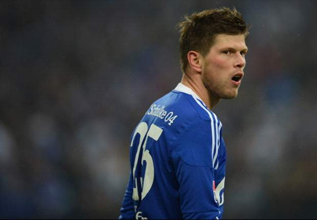 Huntelaar winning race to face Galatasaray in Champions League