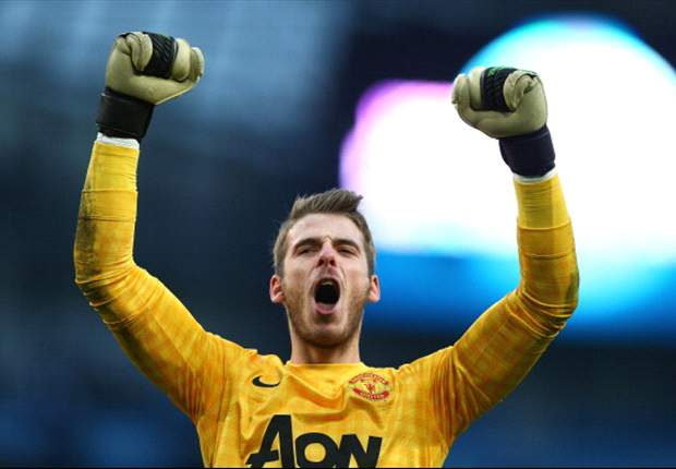 De Gea has improved, insists Ferguson