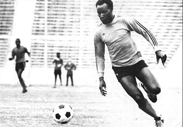 El 'goleador' Godfrey Chitalu, con marketing propio