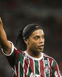 'Ronaldinho will join MLS or the Chinese Super League'
