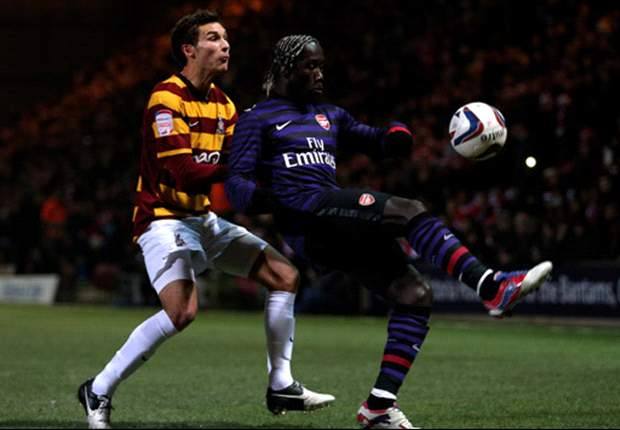 Bradford City Pecundangi Arsenal Via Adu Penalti