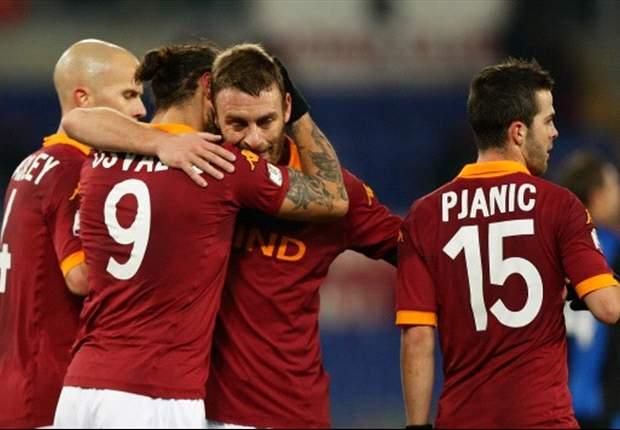 Chievo - Roma: Incar Kemenangan Beruntun