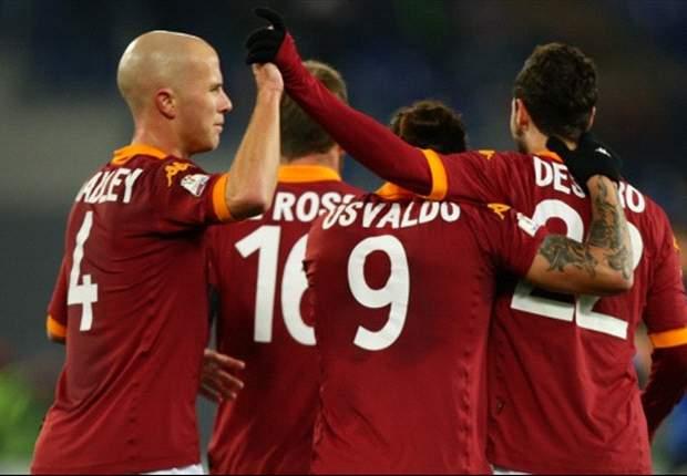 AS Rom schlägt Atalanta Bergamo souverän mit 3:0 und zieht ins Viertelfinale ein