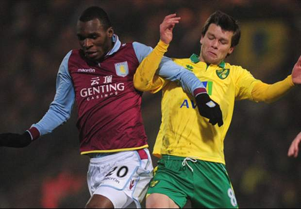 You're not too big to go down, Norwich star Howson warns Aston Villa