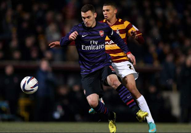Vermaelen confident Arsenal can beat Bayern Munich in Champions League