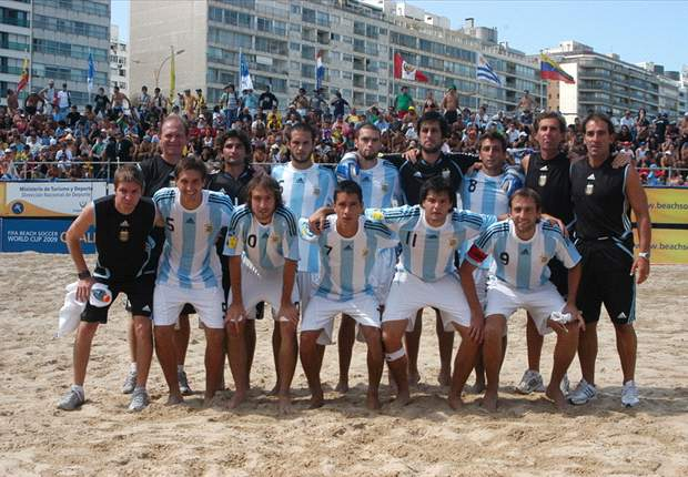 Argentina come into town for the second edition of Copa Lagos