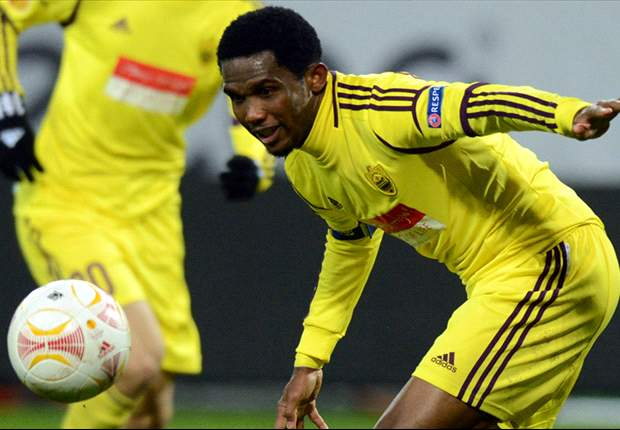 Samuel Eto'o: Africa's top man on the Goal Rich List