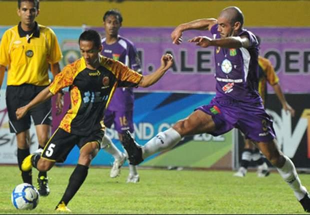 Usai Libur Tiga Hari, Sriwijaya FC Uji Coba Di Lahat